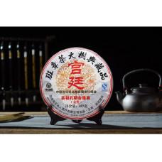 Пуэр Шу Старый Запрет Чан, 2007 год, 357 грамм, артикул 1872