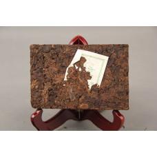 """Шу Пуэр """"Старые чайные головы"""", 2013 г, 250 гр, артикул 1876"""